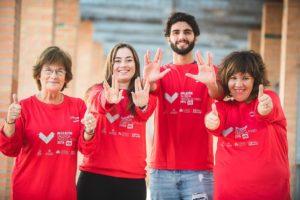 Son parte esencial del Maratón/ Foto: Talentum.