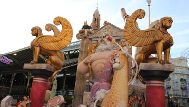 Fallas - UNESCO.