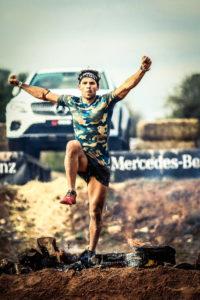 Salto de fuego, uno de los obstáculos de la Spartan/ fotos: Spartan Race.