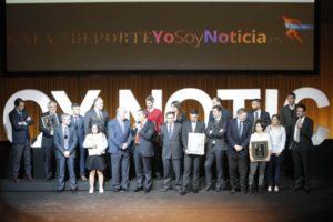 Los galardonados/ Fotos: YoSoyNoticia.es