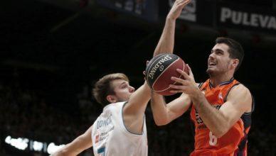 Valencia Basket - Real Madrid (82-86)