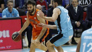 Valencia Basket cae en los segundos finales en la pista de Movistar Estudiantes y encaja la tercera derrota de la temporada en la Liga Endesa. Tibor Pleiss fue el mejor de los taronja con 21 puntos y 12 rebotes.