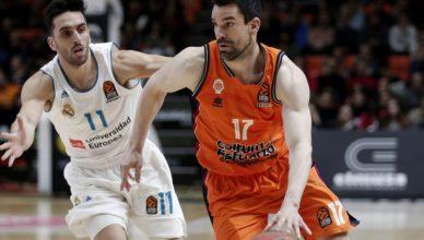Valencia Basket consigue una victoria de prestigio ante un buen Real Madrid en un partido que dominó en todas sus fases y que sentenció en el tramo final. 5 jugadores superaron los 10 puntos en una anotación coral que logró la victoria 11 en esta Turkish Airlines Euroleague.