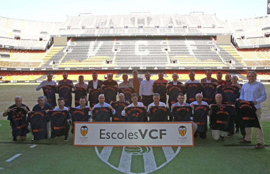 Escuelas del VCF