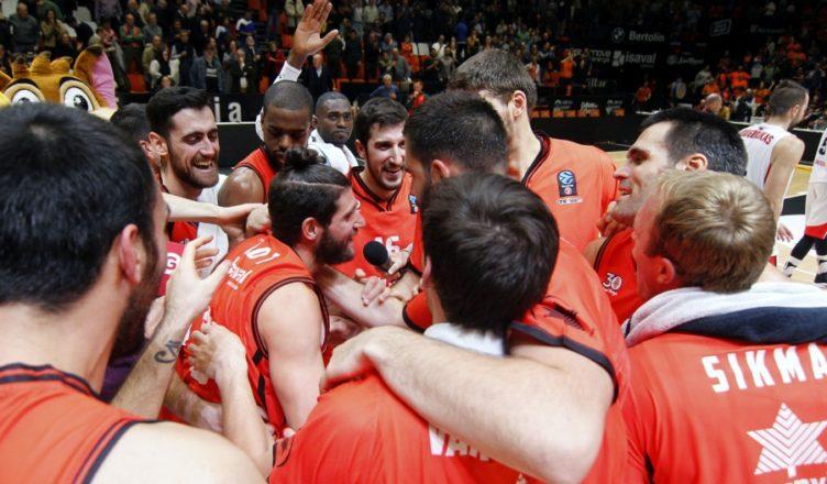 Foto M.A. Polo - Valencia Basket