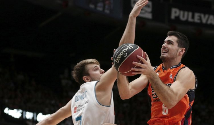 Valencia Basket - Real Madrid (82-86)