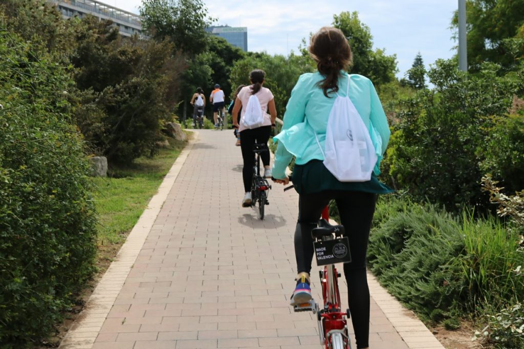 Foto de Bicicleta por Valencia