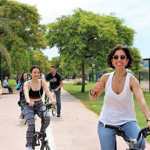 Bicicleta por Valencia