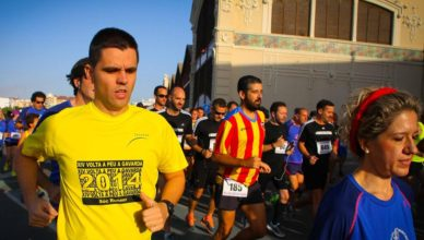 Carrera Popular en Nazaret
