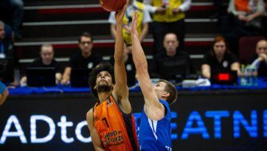 Valencia Basket a Sant Petersburg