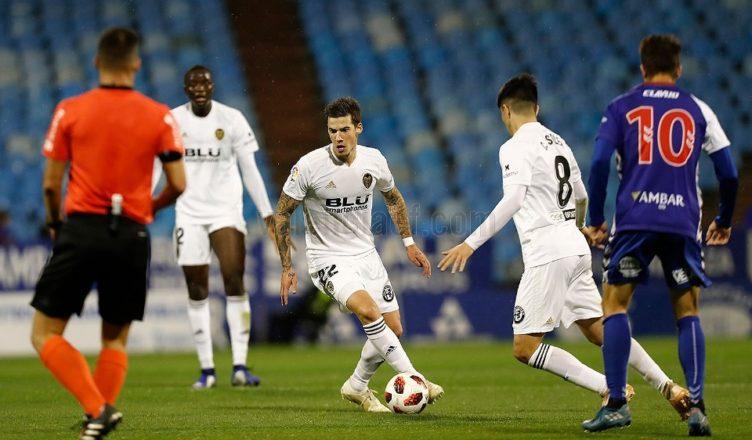 945bd82ab ▷ Santi Mina rescata al Valencia en la Copa (1-2 ...