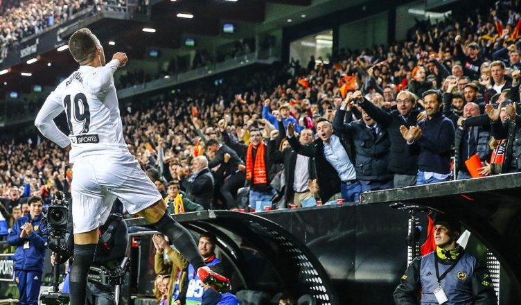 ▷ Rodrigo certifica el pase para la final de la Copa del Rey (1-0 ... fc3567de32b