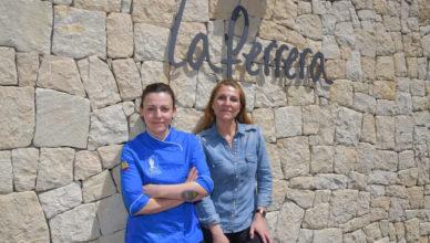 El restaurante La Ferrera