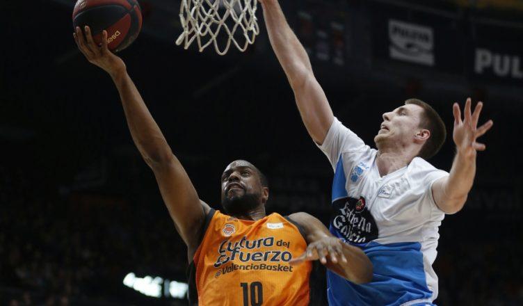Valencia Basket - Monbus Obradoiro