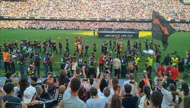 Valencia CF - Celebración Copa del Rey 2019