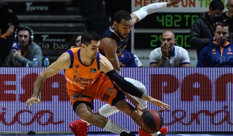 valencia basket Ucam