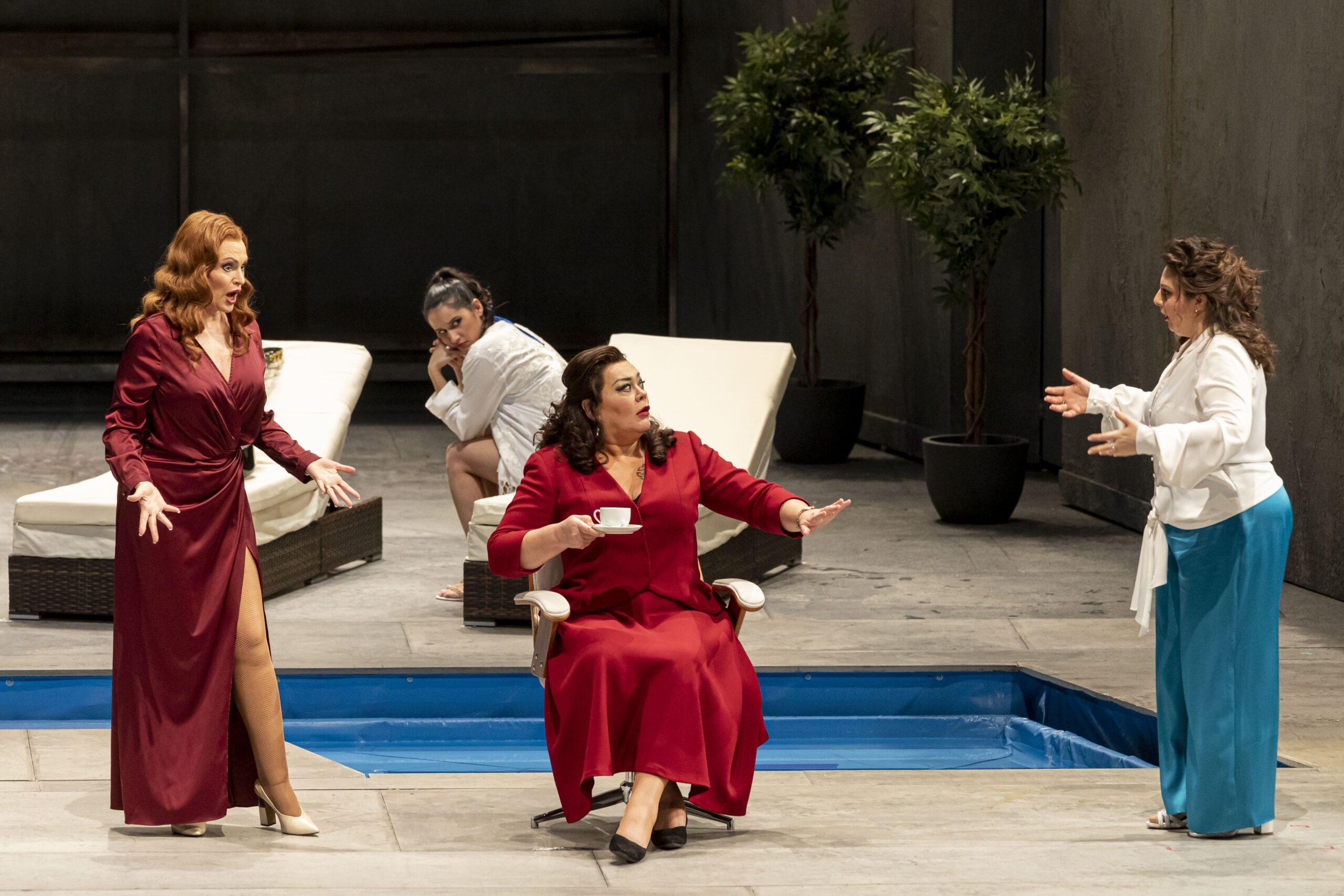 Les Arts estrena 'Falstaff', de Verdi, amb Ambrogio Maest