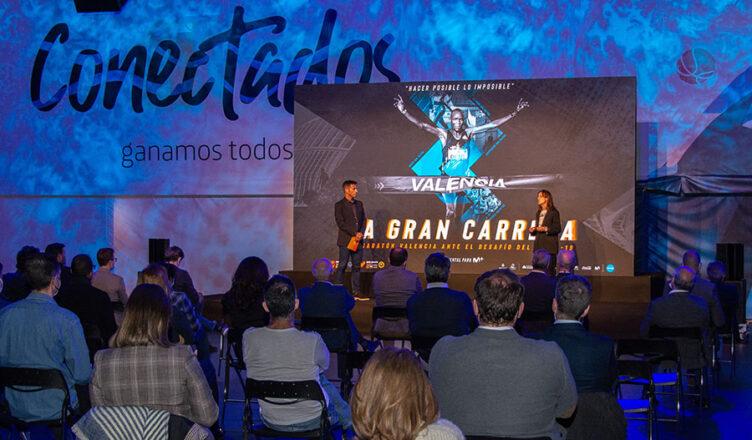 La Gran Carrera. El Maratón Valencia ante el desafío del COVID-19 (trailer)