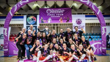 Final EuroCupWomen Campeón Valencia Basket 2021