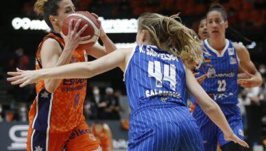 Lliga Femenina Endesa Valencia Basket