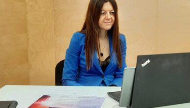 La consellera de Innovación, Universidades, Ciencia y Sociedad Digital, Carolina Pascual