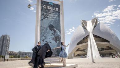 Les Arts clausura el seu cicle de dansa amb 'Giselle'