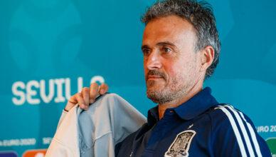 Luis Enrique Eurocopa España
